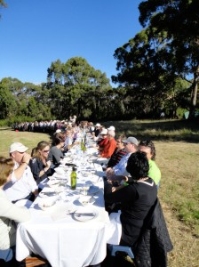 A Common Ground Dinner Flinders Island